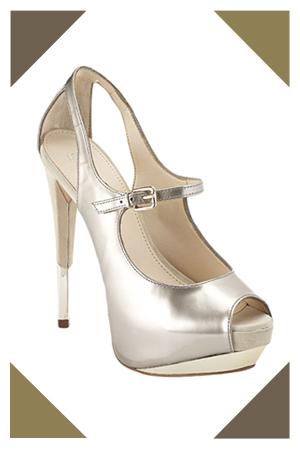 Metallic Stilettos