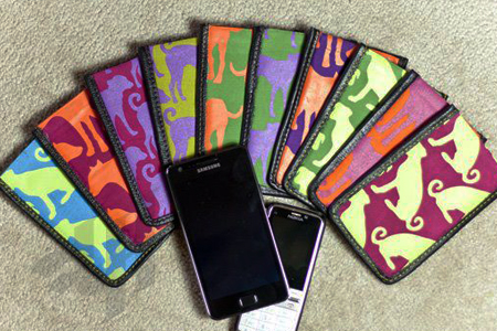 Mobile Phone Cases by Poonchh