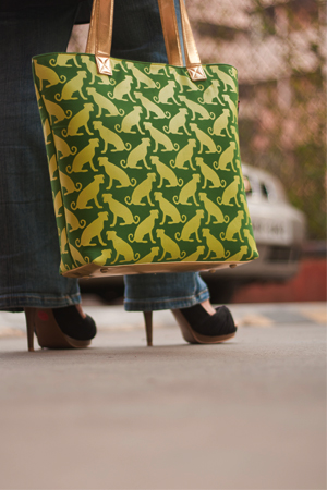 Stylish Carry-Totes by Poonchh