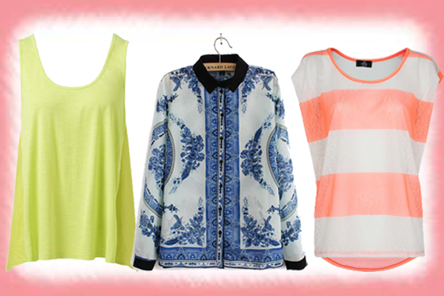 Summer Love: 8 Easy Breezy Summer Shirts for the Season!