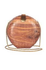 Wooden Tribal Inspired Purse, 5,999 INR