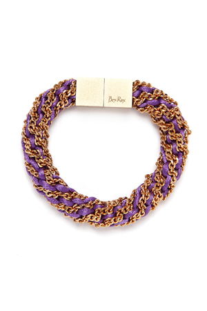 Bex Rox Gina Twist Bracelet, Was 17,800 INR- Now 10,680 INR