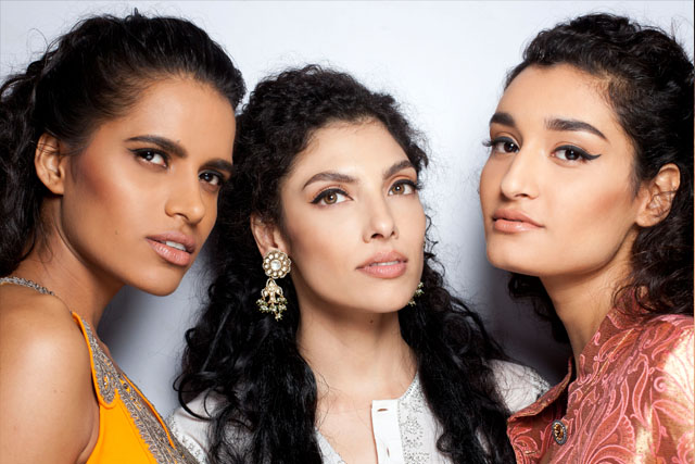 Makeup Mumbo Jumbo: Delhi Couture Week 13′ & M.A.C Cosmetics Team Up