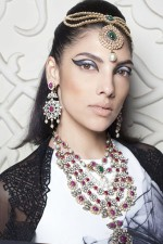 M.A.C Cosmetics for Satya Paul