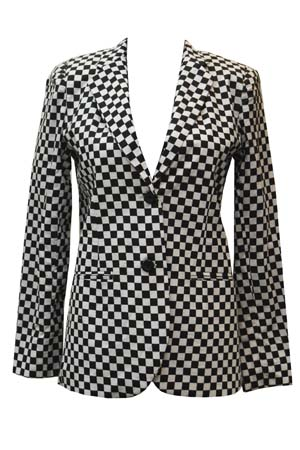 The Checkered Print